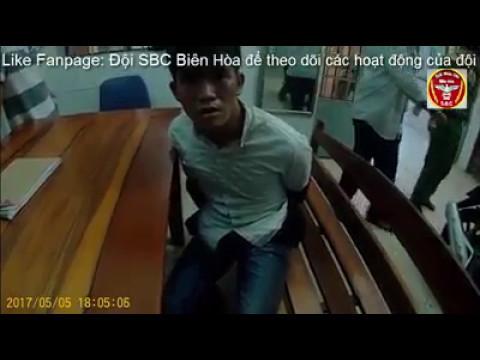 SBC Biên Hòa : Truy nóng thành công chiếc xe AB mất sau 1 giờ đồng hồ ngày 5/5/2017