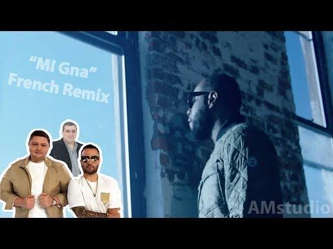 Maître Gims - Mi Gna French Remix - ft. Super Sako, Spitakci Hayko & Armenchik (  2018)