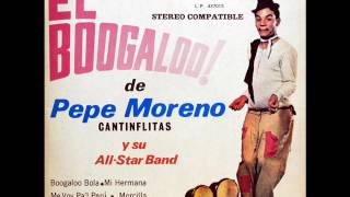 Pepe Moreno y su All Star Band  - Pepe Moreno