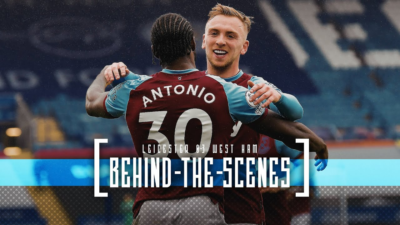 HAMMERS SECURE BACK-TO-BACK WINS | BEHIND THE SCENES
