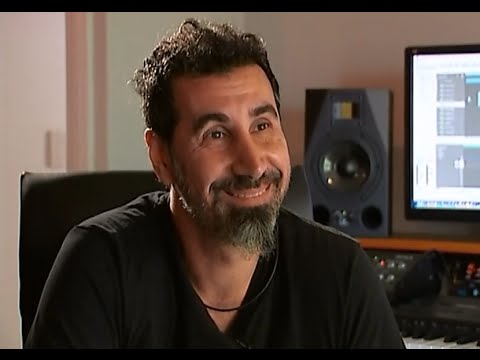 Serj Tankian  Interview 3 News 2015