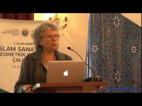 2. International Workshop On Geometric Patterns in Islamic Art - Carol Bier (ABD) Presentation 2