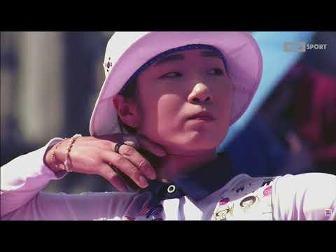 Mexico City 2017 - Archery World Championships: Corea vs Messico