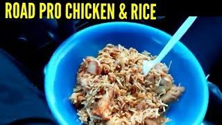 #VANLIFE COOKING LUNCHBOX CHICKEN &amp SPANISH RICE (Ep.226)