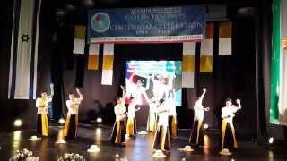 Salakot (Phil. Cultural Dance) -Locale of Jerusalem