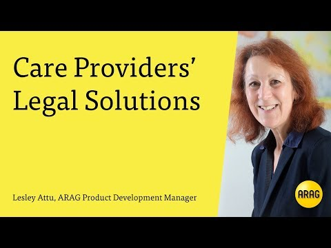 Care Providers' Legal Solutions
