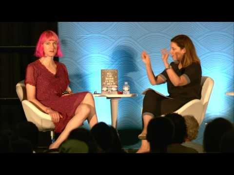 Charlie Jane Anders: 2016 National Book Festival