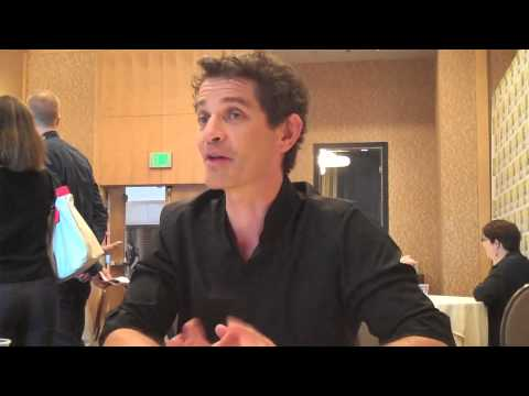 James Frain Discusses Intruders at SDCC 2014
