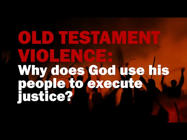 Why does God use his people to execute justice?