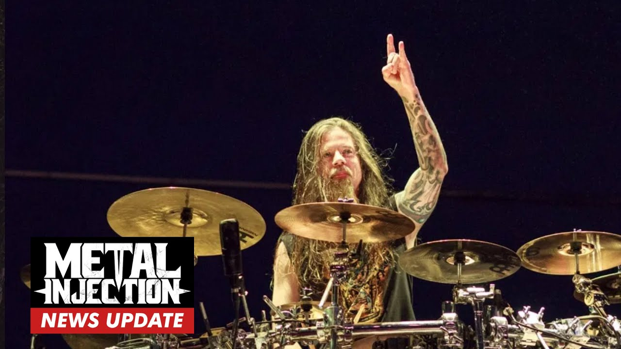 """Chris Adler Says He Left LAMB OF GOD Because It Was """"Toxic"""" 