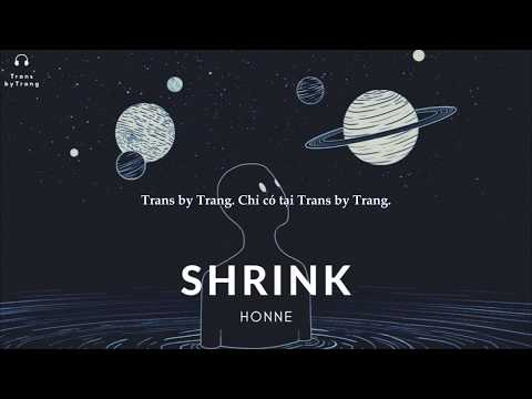 [Vietsub] HONNE | Shrink