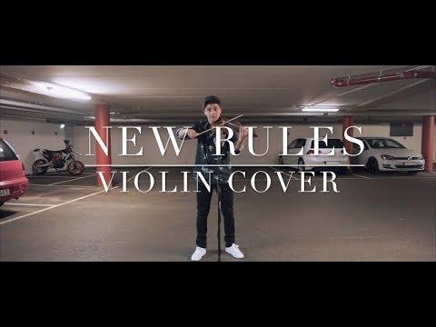 New Rules - Dua Lipa (Violin Cover)