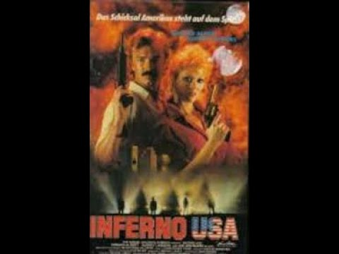 Inferno USA  (Action-Thriller) 1985