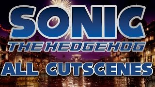 60FPS! Sonic The Hedgehog (2006) All Cutscenes