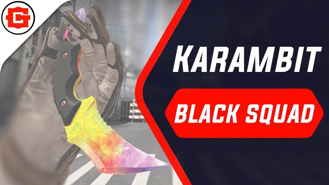 Hd Knife Wallpaper Karambit Black Squad Youtube