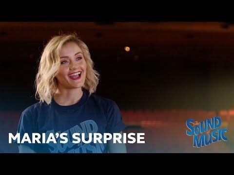 The Sound of Music - Maria's Surprise | #GlobeLiveSoundOfMusic
