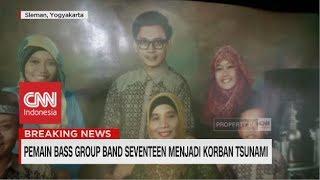 Duka Keluarga Bani, Bassist Band Seventeen | Tsunami di Selat Sunda