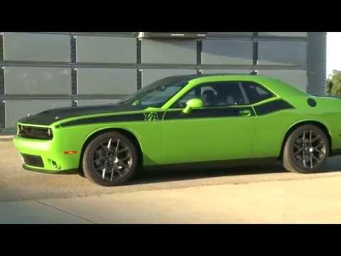 2017 Dodge Challenger T/A Running Footage (720p/60fps)
