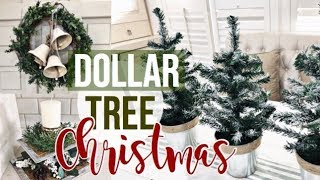 DOLLAR STORE CHRISTMAS DIY