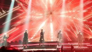 Backstreet Boys - The Call @ Milano Forum Assago 15.05.2019