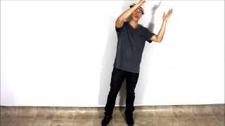 Уроки танцев для мужчин - покачиваясь танца
