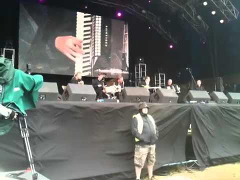 Martin Taylor's Spirit of Django at Cropredy Festival