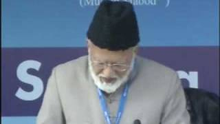 Ahmadiyya : Sadaqath Messiah Moud at Jalsa Qadian 2009 Day 3 Morning Part 2/2