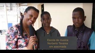 Escola de musica Norberto Tavares em assomada