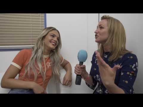 Louisa Johnston Interview