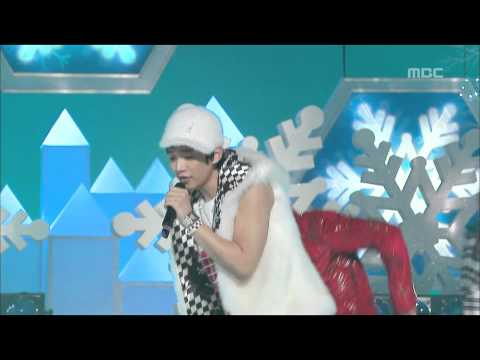 2PM - Only You(Winter special), 투피엠 - 온리 유(윈터 스페셜), Music Core 20081206