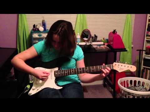 Guitar chords A,D, & E
