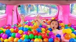 Hide and Seek and Ball Pit Fun