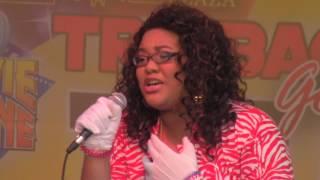 Trinbago Kids Got Talent Finals -Vernice Herreira