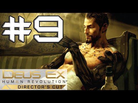 Deus Ex | Human Revolution | Part 9 | Shanghai Justice