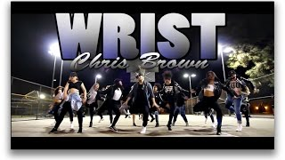 Chris Brown Wrist  Mikey Dellavella Choreography  @chrisbrown #everysinglestep