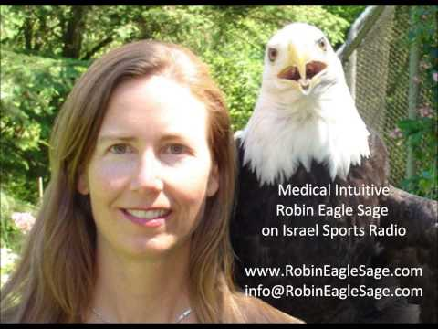 An Interview of Robin Eagle Sage on Israel Sports Radio