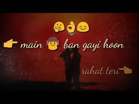 Main adhuri | female version | whatsapp status video | beiimaan love | aakanksha sharma | lyrics