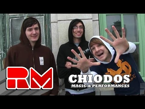 Chiodos on RMTV - Interview, Performance and more