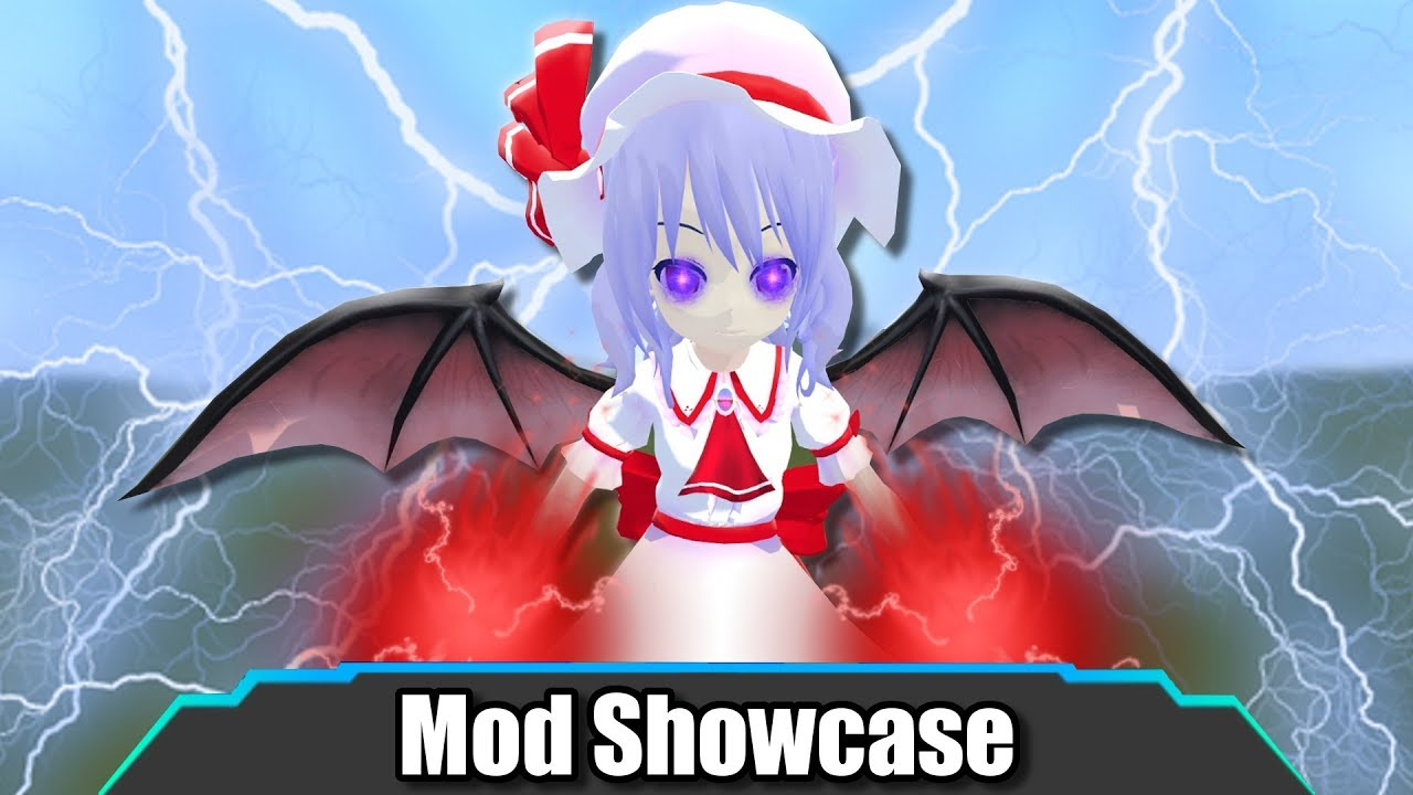DON'T MESS WITH THESE ANIME GIRLS (Touhou Project SNPCs) | Garry's Mod |  Mod Showcase
