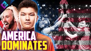 Team USA DOMINATED the Overwatch World Cup