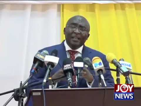 Ghana's VP Dr. Bawumia Excited about Land Digitization