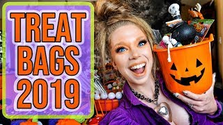 Halloween Treat Bags 2019 | Grav3yardgirl