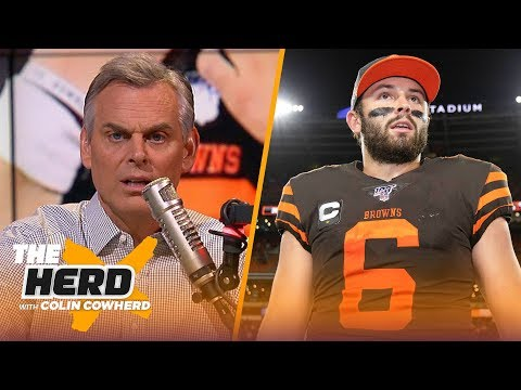 Colin defends Baker after Rex Ryan's comments, talks Aaron Rodgers ahead of TNF | NFL | THE HERD
