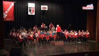 Tavaszi hangversenyt adott a Kühne Koncert Fúvószenekar