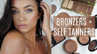 Baixar BEST BRONZERS + SELF TANNERS FOR SUMMER! ✨ | Stephanie Ledda