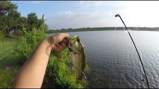 Bass Fishing - Austin TX - GoPro