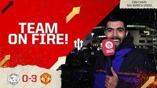 UNITED'S SEASON HEATING UP! Derby County 0-3 Man Utd FA Cup | Adam Mckola Review