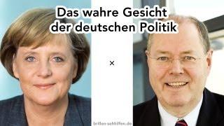Funny Sehtest: Deutsche Politiker (Karrikaturen)