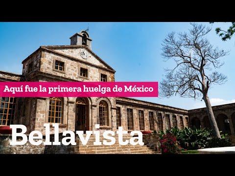 La primera huelga de México fue en la ex fábrica textil Bellavista en Tepic Nayarit