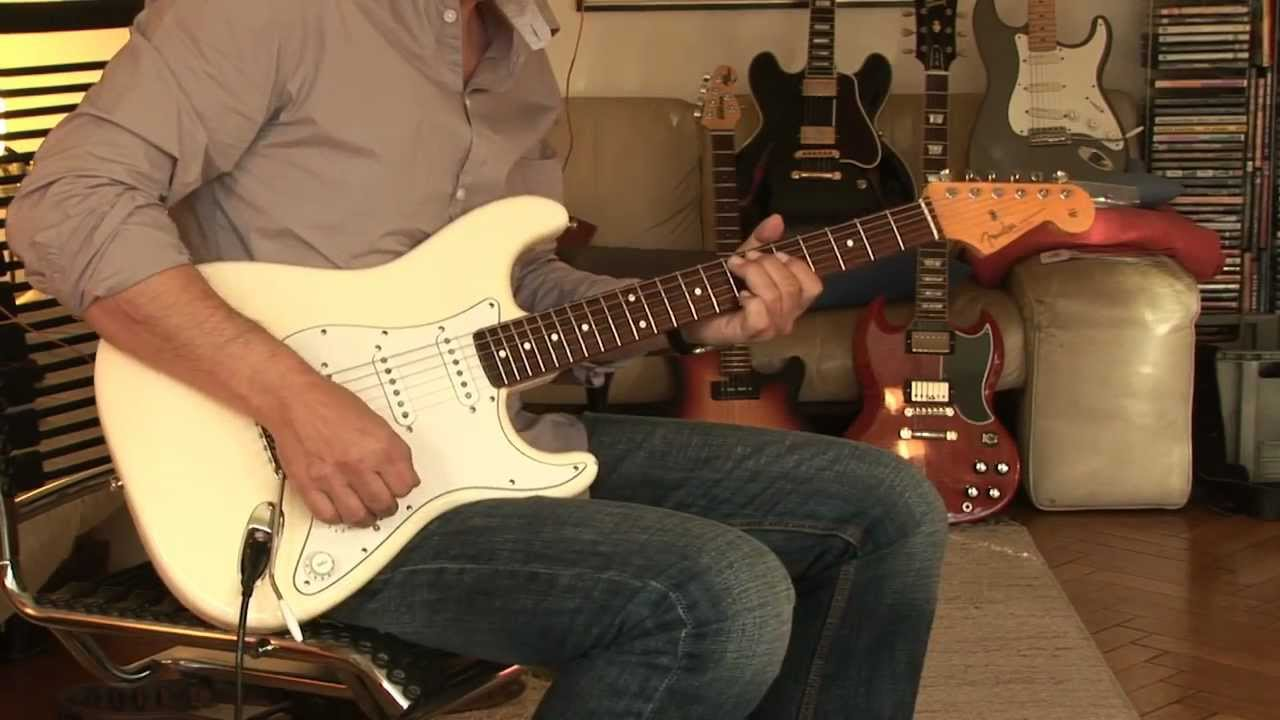 2006 Fender Stratocaster '62 American Vintage, USA, olympic white